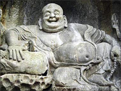 Robert Earl Burton - Self Remembering - Laughing Buddha